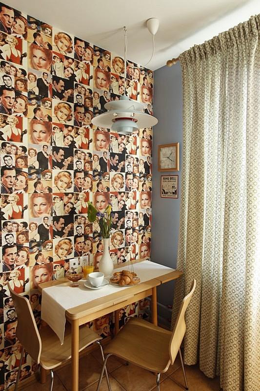 Квартира. кухня из проекта , фото №10666
