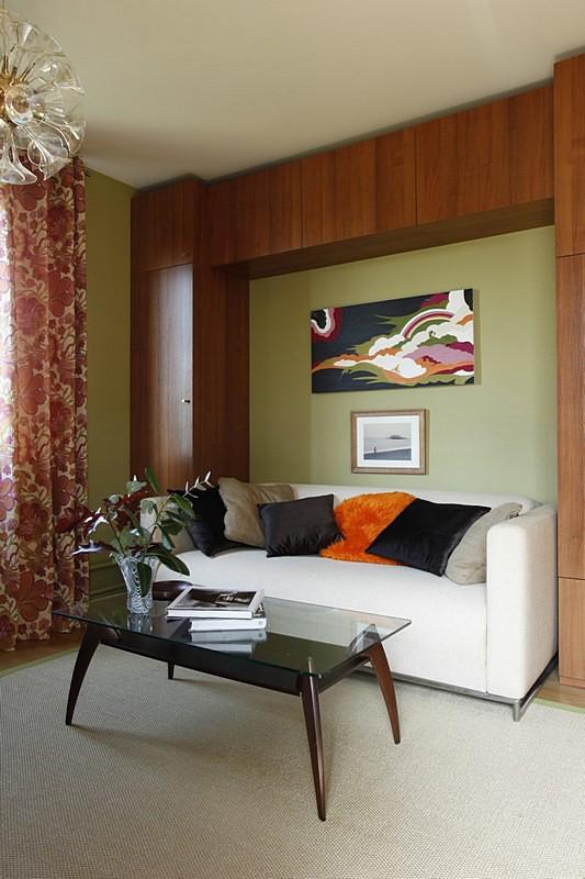 Квартира. гостиная из проекта , фото №10653