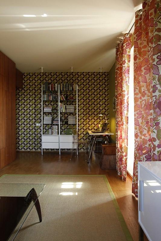 Квартира. кабинет из проекта , фото №10655