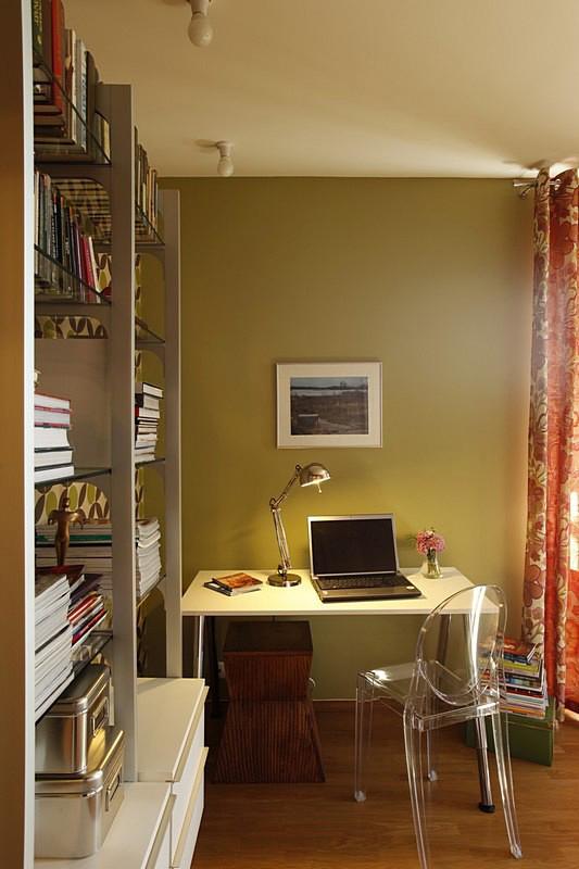 Квартира. кабинет из проекта , фото №14730