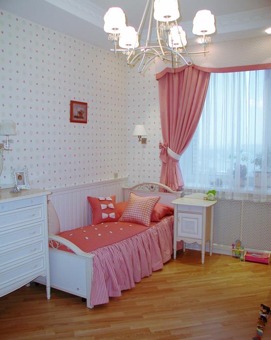 Фото № 10688 детская  Квартира