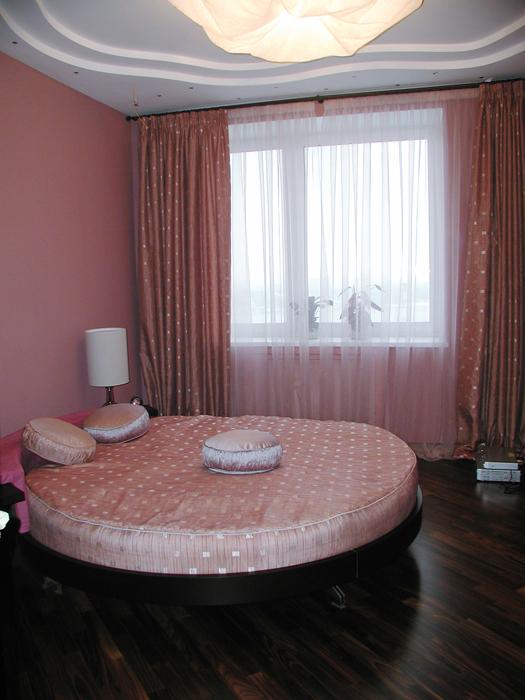 Квартира. спальня из проекта , фото №10689