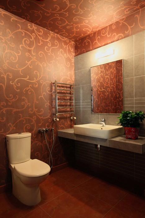 Фото № 10707 ванная  Квартира