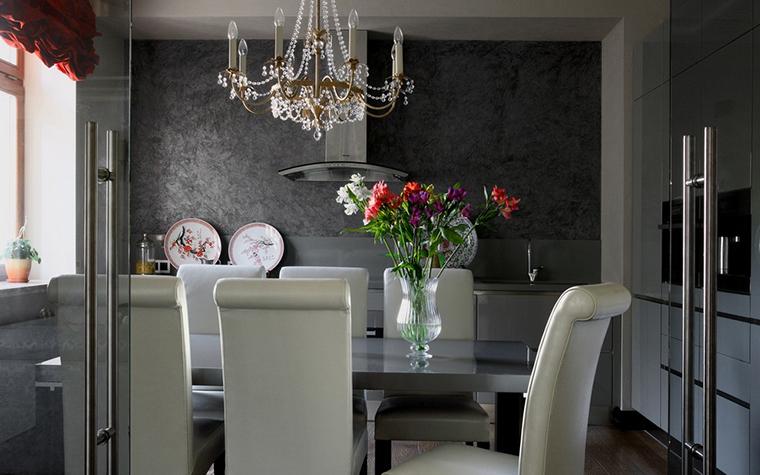 Фото № 10706 кухня  Квартира