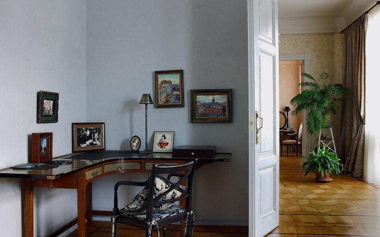 интерьер кабинета - фото № 10759