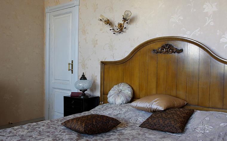 интерьер спальни - фото № 10762