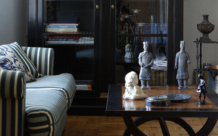 интерьер кабинета - фото № 10756