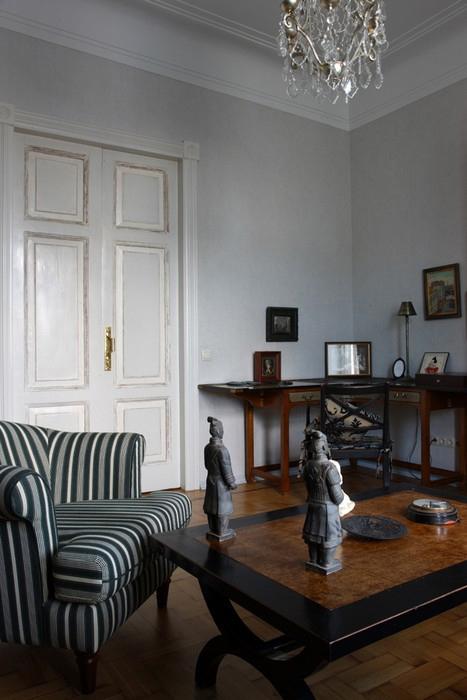интерьер кабинета - фото № 10758