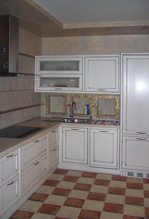 Квартира. кухня из проекта , фото №11170