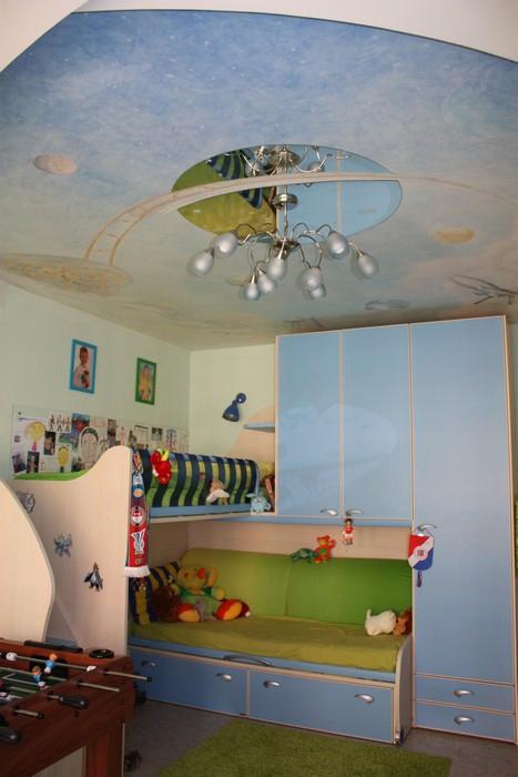 Квартира. детская из проекта , фото №11258