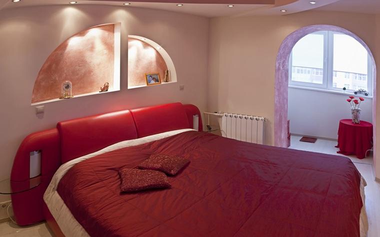 спальня - фото № 11250
