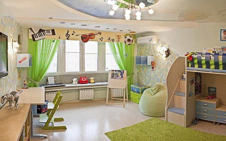 интерьер детской - фото № 11255
