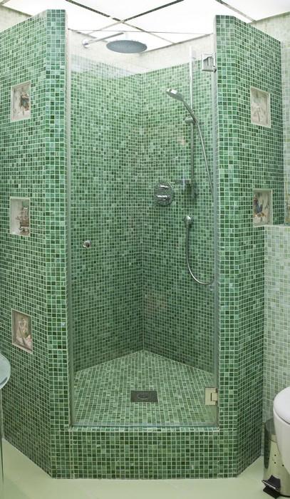Квартира. ванная из проекта , фото №11268