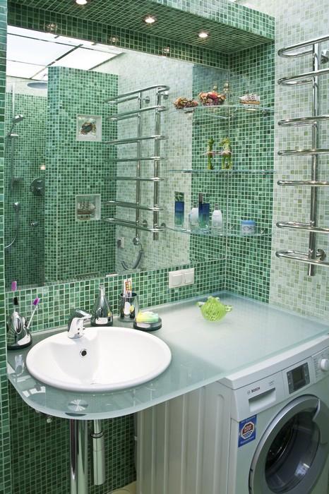 Квартира. ванная из проекта , фото №11269