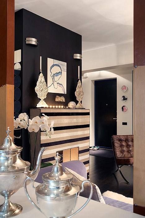 Фото № 11356 гостиная  Квартира