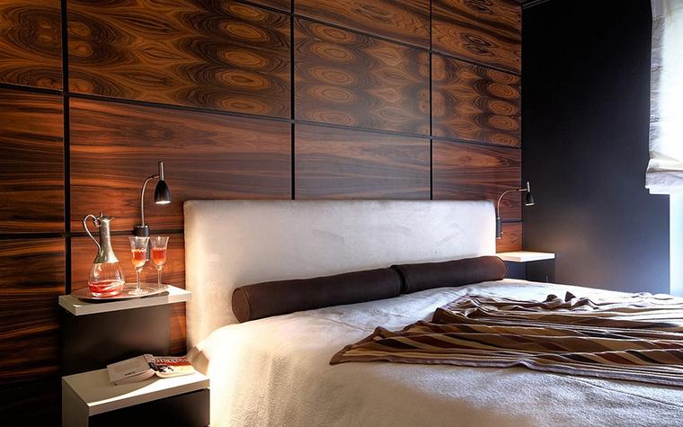 Фото № 11364 спальня  Квартира