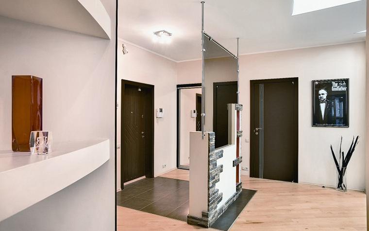 Квартира. холл из проекта , фото №11400