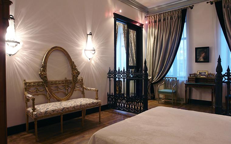 интерьер спальни - фото № 11418
