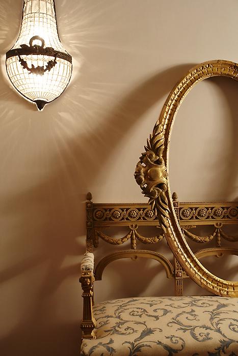 интерьер спальни - фото № 11422