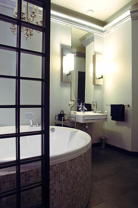 интерьер ванной - фото № 11427