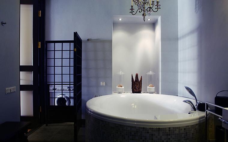 интерьер ванной - фото № 11428