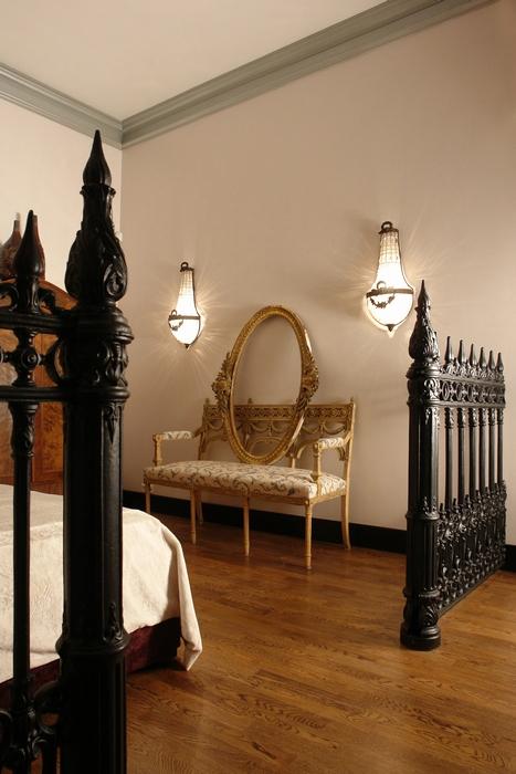 интерьер спальни - фото № 11425