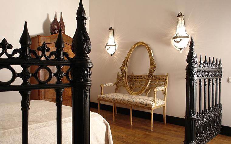 интерьер спальни - фото № 11426