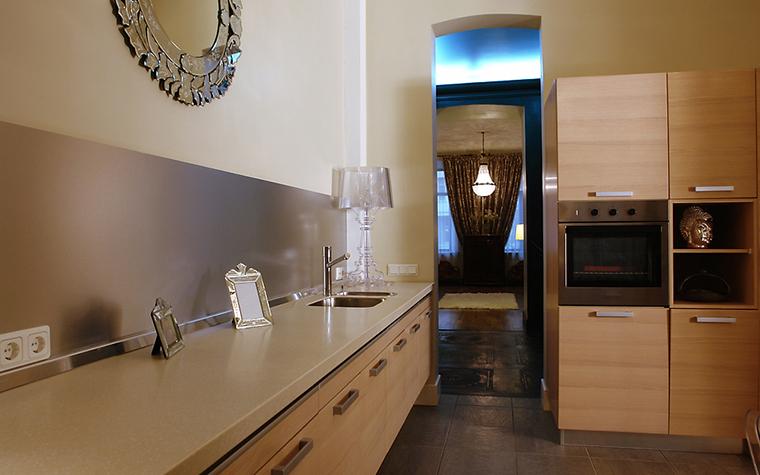 интерьер кухни - фото № 11437
