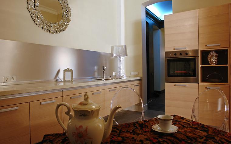 интерьер кухни - фото № 11438