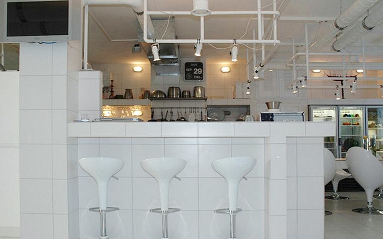 Квартира. кухня из проекта , фото №11444