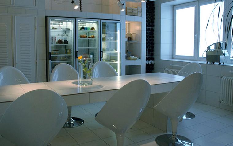 Квартира. кухня из проекта , фото №11445