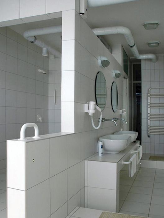 Квартира. ванная из проекта , фото №11449