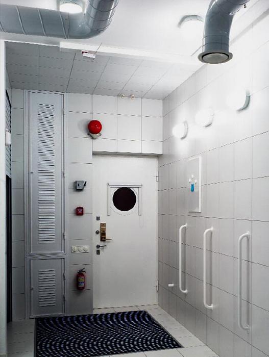 Квартира. холл из проекта , фото №11451