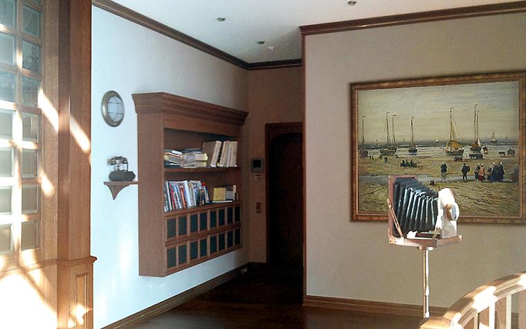 интерьер холла - фото № 11476