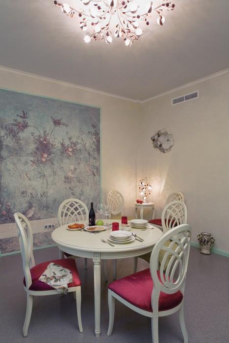 Квартира. кухня из проекта , фото №11514