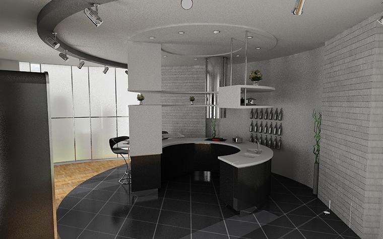 интерьер кухни - фото № 11533