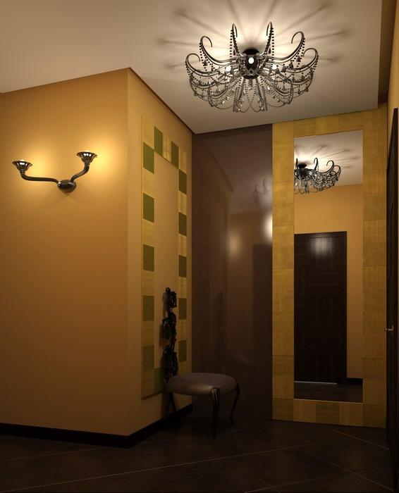 Квартира. холл из проекта , фото №11555