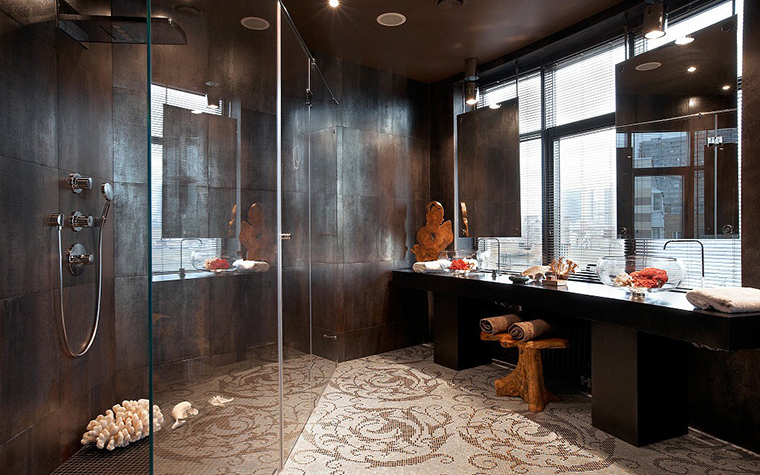 интерьер ванной - фото № 11668