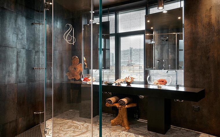 интерьер ванной - фото № 11670