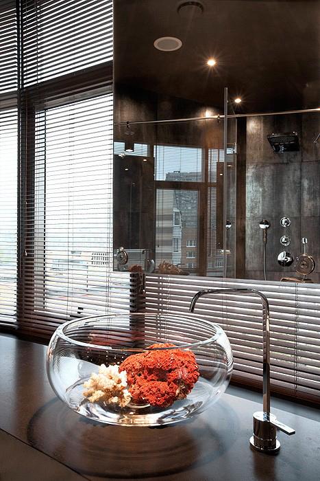 интерьер ванной - фото № 11671
