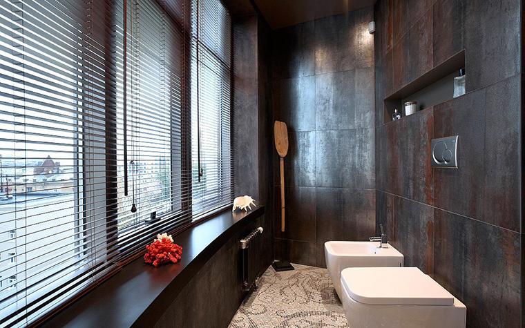 интерьер ванной - фото № 11672