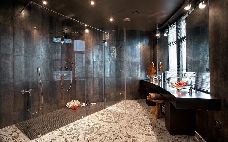 интерьер ванной - фото № 11673