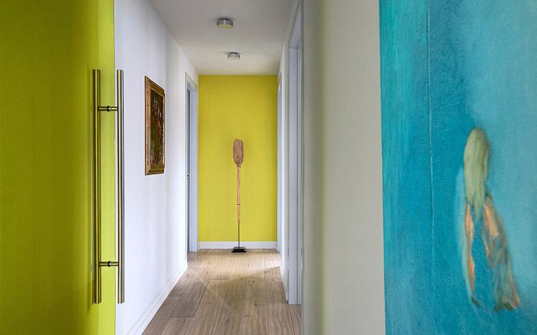 Квартира. холл из проекта , фото №11688