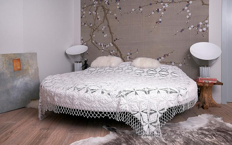 интерьер спальни - фото № 11642