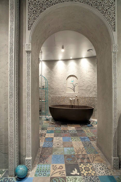 ванная - фото № 11677