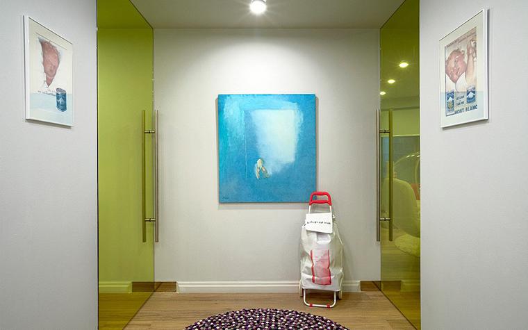 Квартира. холл из проекта , фото №11689