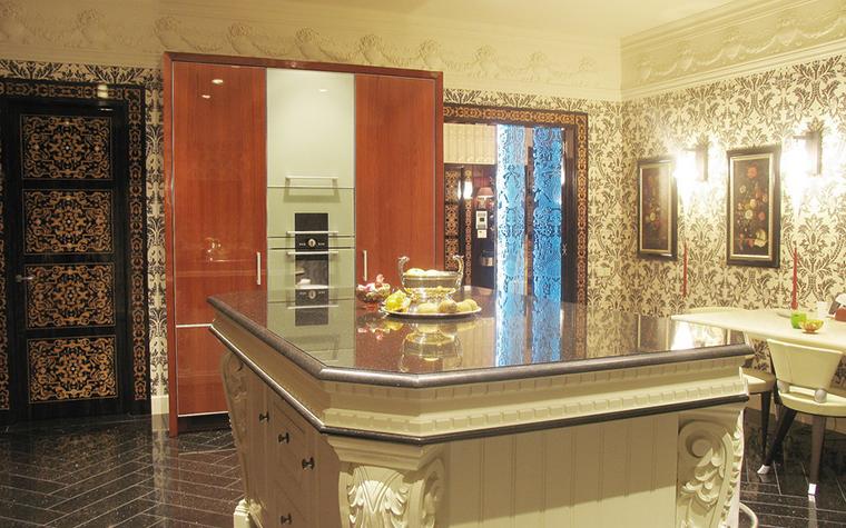 Фото № 11717 кухня  Квартира