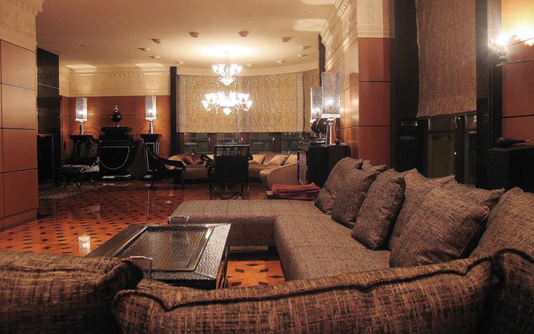 Фото № 11714 гостиная  Квартира