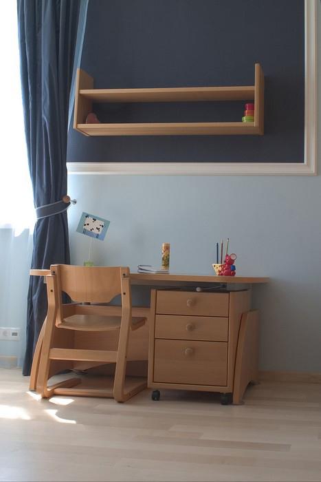 интерьер детской - фото № 11977