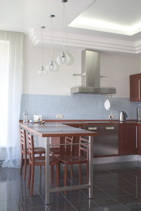 Фото № 11995 кухня  Квартира